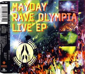 Various - Mayday Rave Olympia Live EP [CD-Single]