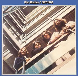 Beatles - 1967-1970 (Blue Album) [LP]