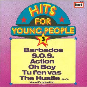 Hiltonaires - Hits For Young People 3 [LP]