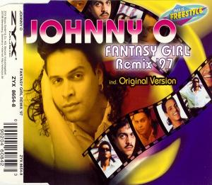O., Johnny - Fantasy Girl Remix '97 [CD-Single]