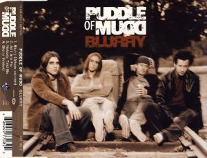 Puddle Of Mudd - Blurry [CD-Single]