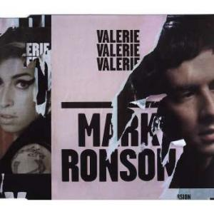 Ronson, Mark feat. Winehouse, Amy - Valerie [CD-Single]
