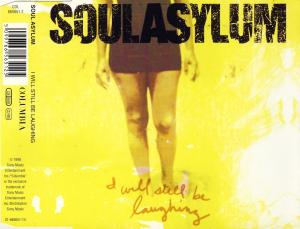 Soul Asylum - I Will Still Be Laughing [CD-Single]