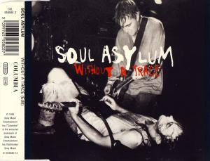 Soul Asylum - Without A Trace [CD-Single]