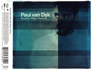 Van Dyk, Paul - Another Way / Avenue [CD-Single]