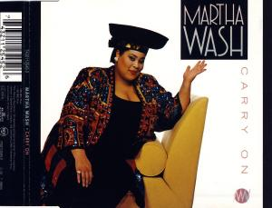 Wash, Martha - Carry On [CD-Single]