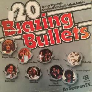Various - 20 Blazing Bullets [LP]