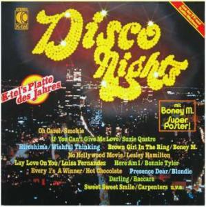 Various - Disco Nights 20 Original Stars. 20 Original Hits [LP]