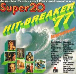 Various - Super 20 Hit Breaker '77 [LP]