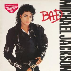 Jackson, Michael - Bad [LP]