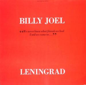 "Joel, Billy - Leningrad [12"" Maxi]"