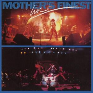 Mother's Finest - Mother's Finest Live [LP]