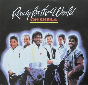 "Ready For The World - Oh Sheila [12"" Maxi]"