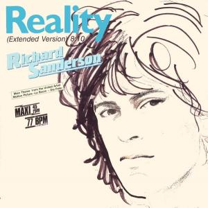 "Sanderson, Richard - Reality [12"" Maxi]"