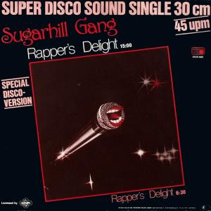 "Sugarhill Gang - Rapper's Delight [12"" Maxi]"