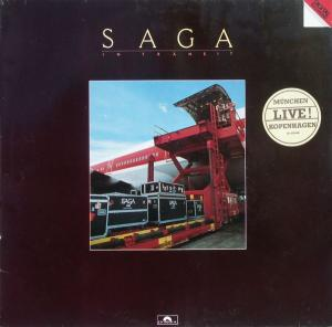 Saga - In Transit [LP]