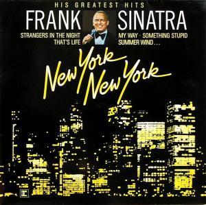 Sinatra, Frank - New York New York- His Greatest Hits [LP]