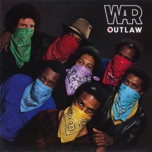 WAR - Outlaw [LP]