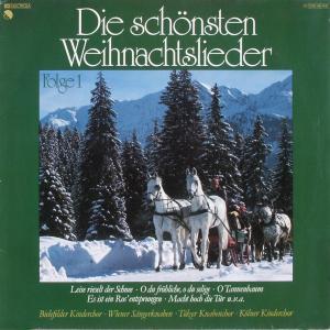 Various - Die Schönsten Weihnachtslieder, Folge 1 [LP]