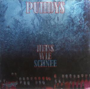 Puhdys - Heiß Wie Schnee [LP]