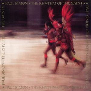 Simon, Paul - The Rhythm Of The Saints [LP]
