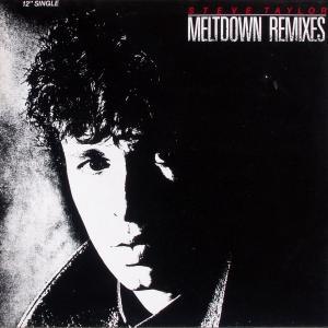 """Taylor, Steve - Meltdown Remixes [12"""" Maxi]"""