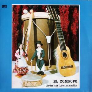Various - El Zompopo - Zehn Lieder aus Lateinamerika [LP]