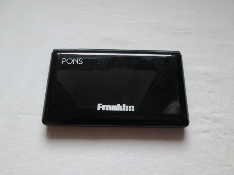Franklin BDS-7100 (Language Master Colour)