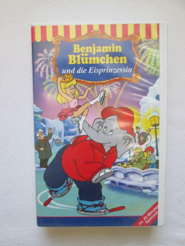 Benjamin Blümchen und die Eisprinzessin 0