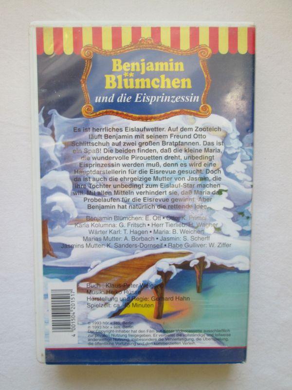 Benjamin Blümchen und die Eisprinzessin 1