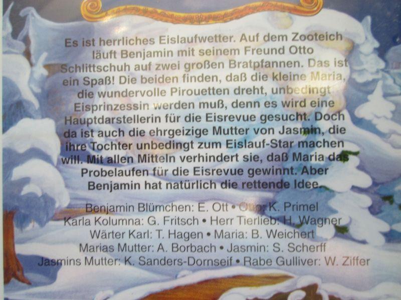 Benjamin Blümchen und die Eisprinzessin 2