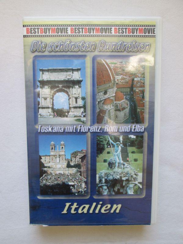 Die schönsten Rundreisen - Italien - Toskana mit Florenz, Rom und Elba