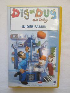 Dig and Dug Mit Daisy in der Fabrik (1.) Alles am Haken + 2.) Oswald, der Roboter + 3.) Das verlorene Büro + 4.) Der schönste Traktor der Welt)