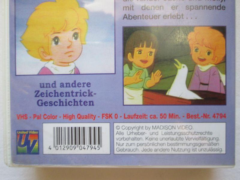 Der kleine Prinz (Ein phantastisches Zeichentrick-Märchen nach einer Erzählung von Antoine de Saint Escupery) 4