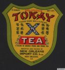 Bild zu Etikett für Tokay...