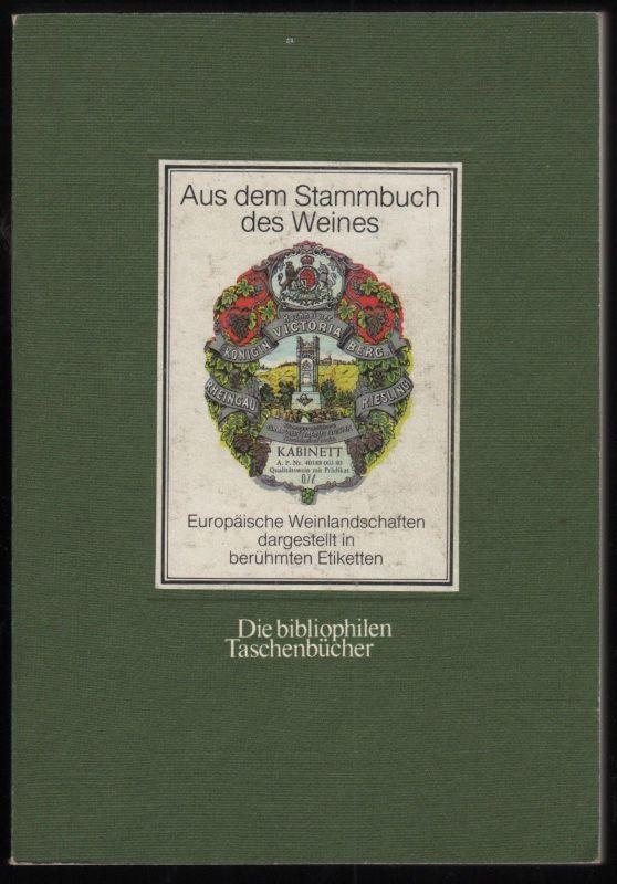 Europäische Weinlandschaften dargestellt in berühmten Etiketten