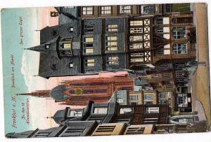 Litho Frankfurt gel. 1910