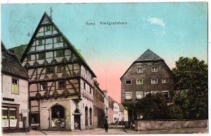 Litho Soest gel. 1913