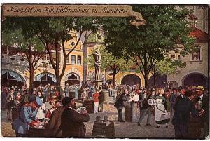 Ak München gel.1927