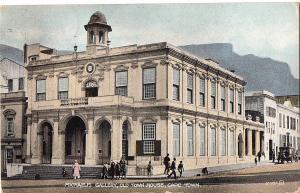 Alte Ansichtskarte Süd Afrika gel. 1928