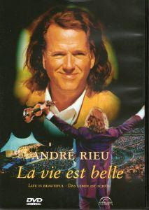 Andre Rieu - La vie est belle - DVD Neu