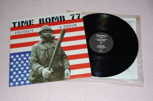 TIME BOMB 77 Protect & Serve 12'LP