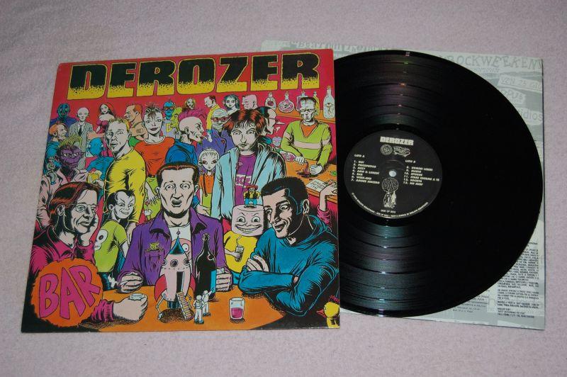 DEROZER Bar 12'LP