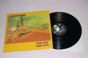 SUPERCHUNK Tossing Seeds (Singles 89-91) 12'LP