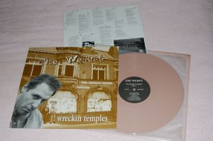 THE WERNT Wreckin Temples 12'LP braunes Vinyl (Ex- G.B.H., English Dogs)