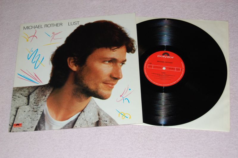 MICHAEL ROTHER Lust 12'LP