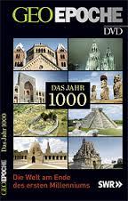 Geo Epoche-DVD: Die Welt im Jahr 1000 (DVD ohne Heft)
