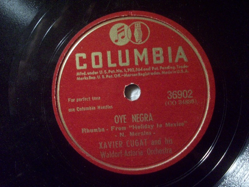Xavier Cugat And His Orchestra - To All My Friends