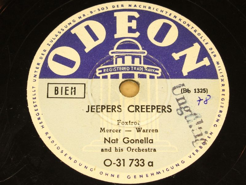 NAT GONELLA w. Orch.