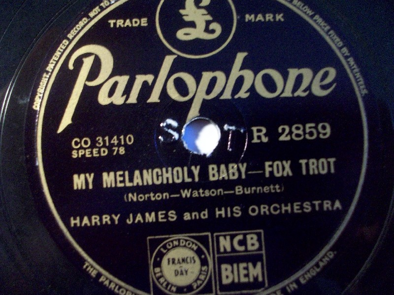 Harry James And His Orchestra - One O'Clock Jump - Two O'Clock Jump